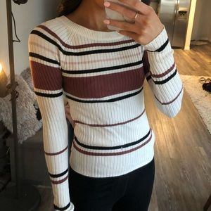 Long Sleeve Express Sweater
